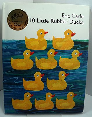 10 Little Rubber Ducksby: Carle, Eric - Product Image