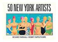 50 New York Artistsby: Marshall, Richard, Robert Mapplethorpe - Product Image