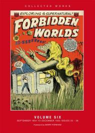 Acg Collected Works - Forbidden Worlds Volume 6by: Forshaw, Barry - Product Image