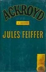 Ackroydby: Feiffer, Jules - Product Image