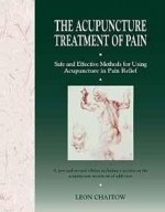 Acupuncture Treatment of Pain, The: Safe and Effective Methods for Using Acupuncture in Pain ReliefN.D., Leon Chaitow D.O. - Product Image