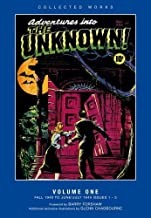 Adventures Into The Unknown Volume 1: American Comics Groupby: Forshaw, Barry (Foreword) - Product Image