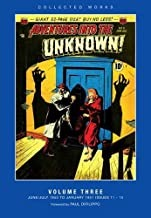 Adventures into the Unknown: #3: American Comics Group Collected Worksby: N/A - Product Image