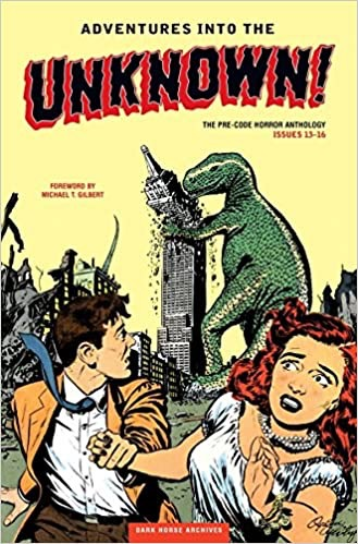 Adventures into the Unknown: Volume 4: American Comics Group Collected Worksby: Bissette Stephen R.  - Product Image