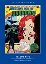 Adventures into the Unknown: Volume 5: American Comics Group Collected Worksby: Malcolm Poynter - Product Image