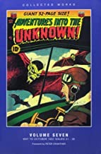Adventures into the Unknown: Volume 7 - ACG Collected Works:by: Peter Crowther (Foreword) - Product Image