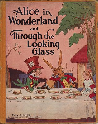 Alice in Wonderland and Through the Looking-Glass by: Carroll, Lewis  - Product Image