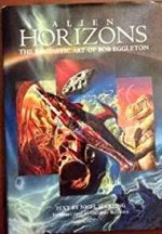 Alien Horizons  The Fantastic Art of Bob Eggletonby: Eggleton, Bob - Product Image