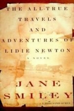 AllTrue Travels and Adventures of Lidie Newton, The by: Smiley, Jane - Product Image