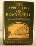 Appletons of Beacon Hill, Theby: Tharp, Louise Hall - Product Image