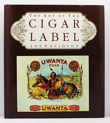 Art of the Cigar Label, TheDavidson, Joe - Product Image
