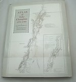 Atlas of Lake Champlain 1779-1780by: Chambers, Captain William - Product Image