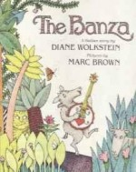 Banza, The: A Haitian StoryWolkstein, Diane, Illust. by: Marc Tolon Brown - Product Image