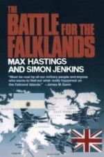 Battle for the Falklands, The by: Hastings, Max - Product Image