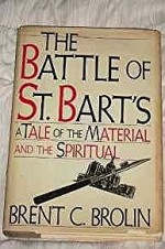 Battle of St. Bart's, The (SIGNED COPY)Brolin, Brent C. - Product Image