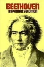 Beethovenby: Solomon, Maynard - Product Image