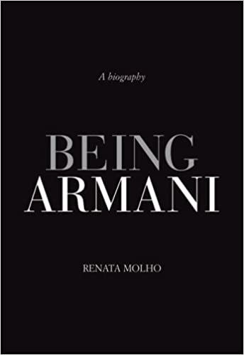 Being Armani: A Biographyby: Molho, Renata - Product Image