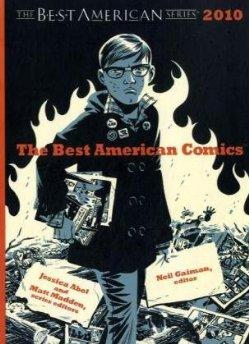 Best American Comics 2010, The by: Abel, Jessica and Neil Gaiman - Product Image