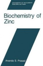 Biochemistry of Zincby: Prasad, Ananda - Product Image