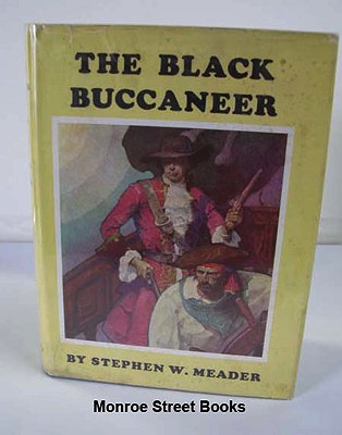 Black Buccaneer, Theby: Meader, Stephen W.  - Product Image