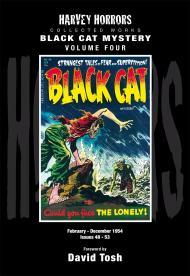 Black Cat Mystery: Volume 4: Harvey Horrors Collected Worksby: N/A - Product Image