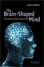 Brain-Shaped Mind, The: What the Brain Can Tell Us About the MindGoldblum, Naomi, Illust. by: Shifra Glick - Product Image