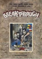 Breakthroughby: Enki Bilal, Neil Gaiman, Dave Gibbons, Milo Manara, Dave McKean, Moebius - Product Image