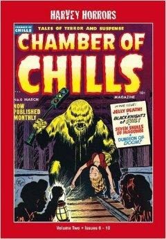 CHAMBER OF CHILLS: Volume 2: Harvey Horrors Softies Collected Worksby: N/A - Product Image