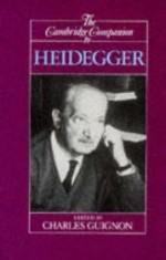 Cambridge Companion to Heidegger, Theby: Guignon, Charles (Editor) - Product Image