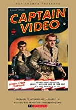 Captain Video Collected Works: #1: Roy Thomas Presents:by: N/A - Product Image
