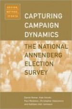 Capturing Campaign Dynamics: The National Annenberg Election Survey: Design, Method and Data includes CDROMby: Romer, Daniel - Product Image