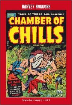 Chamber of Chills: # 1: Harvey Horrors Softies Collected Worksby: N/A - Product Image