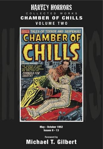 Chamber of Chills: Volume 2: Harvey Horrors Collected Worksby: N/A - Product Image