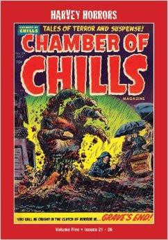 Chamber of Chills: Volume 5: Harvey Horrors Softiesby: N/A - Product Image