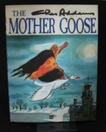 Charles Addams Mother Goose, The (WITH DRAWING AND INSCRIPTION)Addams, Charles, Illust. by: Charles Addams - Product Image