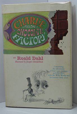 Charlie and the Chocolate Factoryby: Dahl, Roald - Product Image