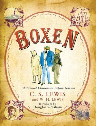 Childhood Chronicles Before Narnia: Boxenby: Lewis, C. S. - Product Image