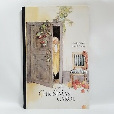 Christmas Carol, Aby: Dickens, Charles and Lisbeth Zwerger - Product Image