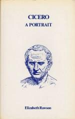 Cicero: A PortraitRawson, Elizabeth - Product Image