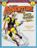 Classic Adventure Strips No. 10: Buck Rogers vs Dr. Modor - A Complete 1948 Adventureby: Anderson, Murphy - Product Image