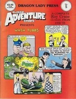 Classic Adventure Strips No. 5: A Complete Roy Crane Classic - Wash Tubbs 11/12/32-4/25/33by: Crane, Roy  - Product Image
