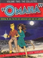 Collected Omaha the Cat Dancer, The - Volume Twoby: Worley, Kate and Reed Waller - Product Image