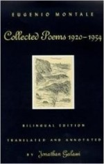 Collected Poems, 1920-1954: Bilingual Editionby: Montale, Eugenio - Product Image
