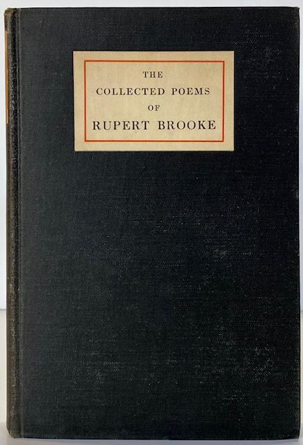 Collected Poems of Rupert Brooke, Theby: Brooke, Rupert - Product Image