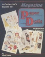Collector's Guide to Magazine Paper DollsYoung, Mary - Product Image