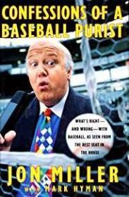 Confessions of a Baseball Puristby: Miller, Jon - Product Image