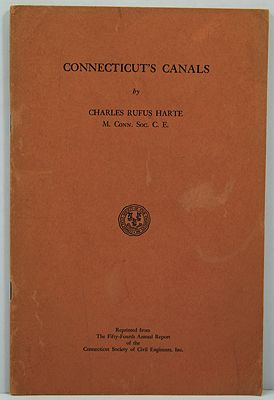 Connecticut's Canalsby: Harte, Charles Rufus - Product Image