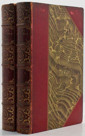 Court and Times of James the First - Illustrated by Authentic and Confidential Letters, from Various Public and Private Collections - 2 Volumes, Theby: Williams, Robe - Product Image