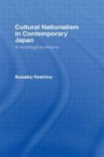Cultural Nationalism In Contemporary Japanby: Yoshino, Kosaku - Product Image