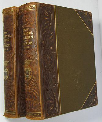 Das Buch vom Pferde. Ein Handbuch fur jeden Besitzer und Liebhaber von Pferden (2 Volumes)by: Wrangel, C. G.  - Product Image
